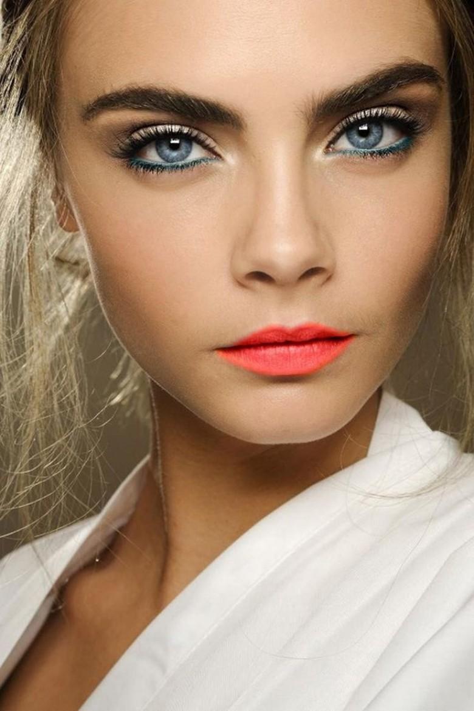 Très Apprenez à vous maquiller en fonction de la couleur de vos yeux  QC49