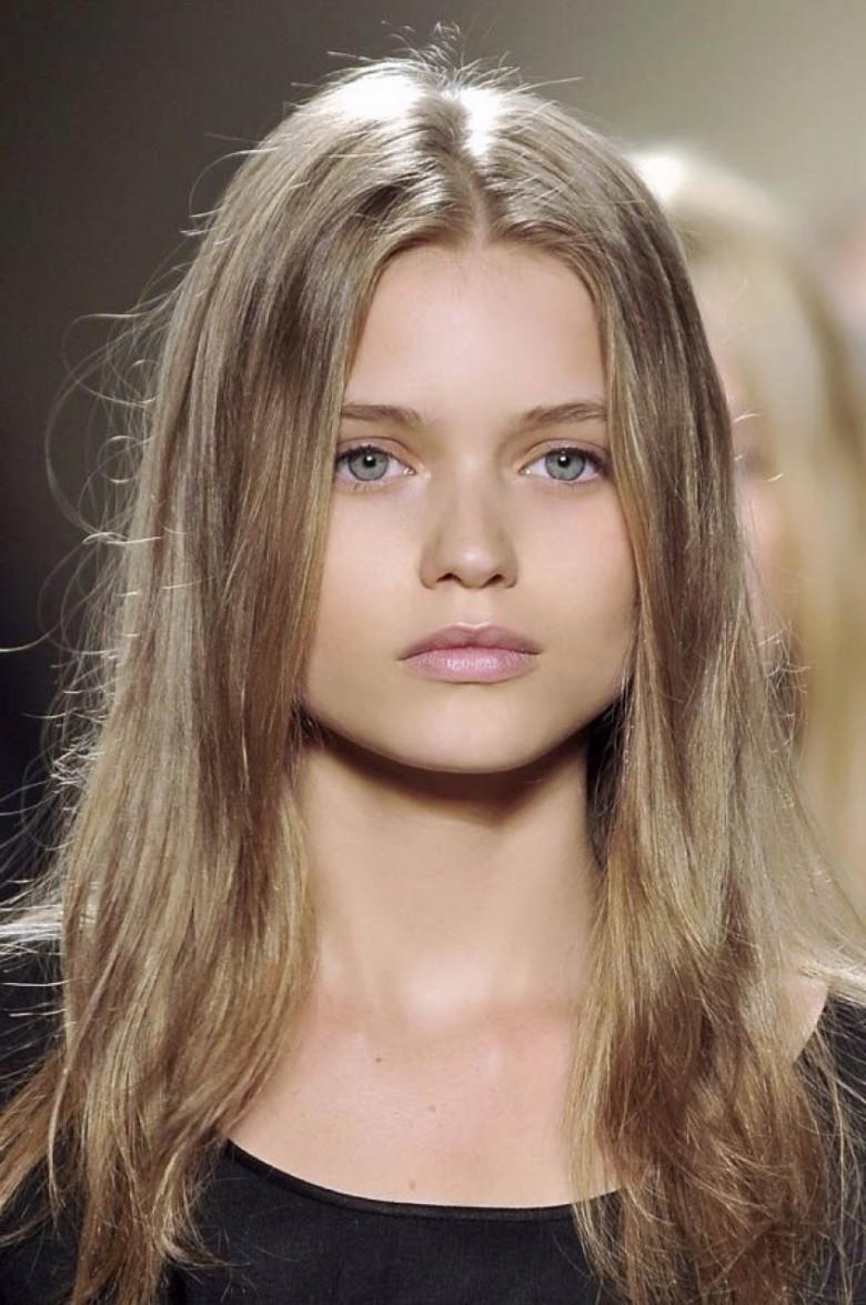 source pinterest - Coloration Blond Gris