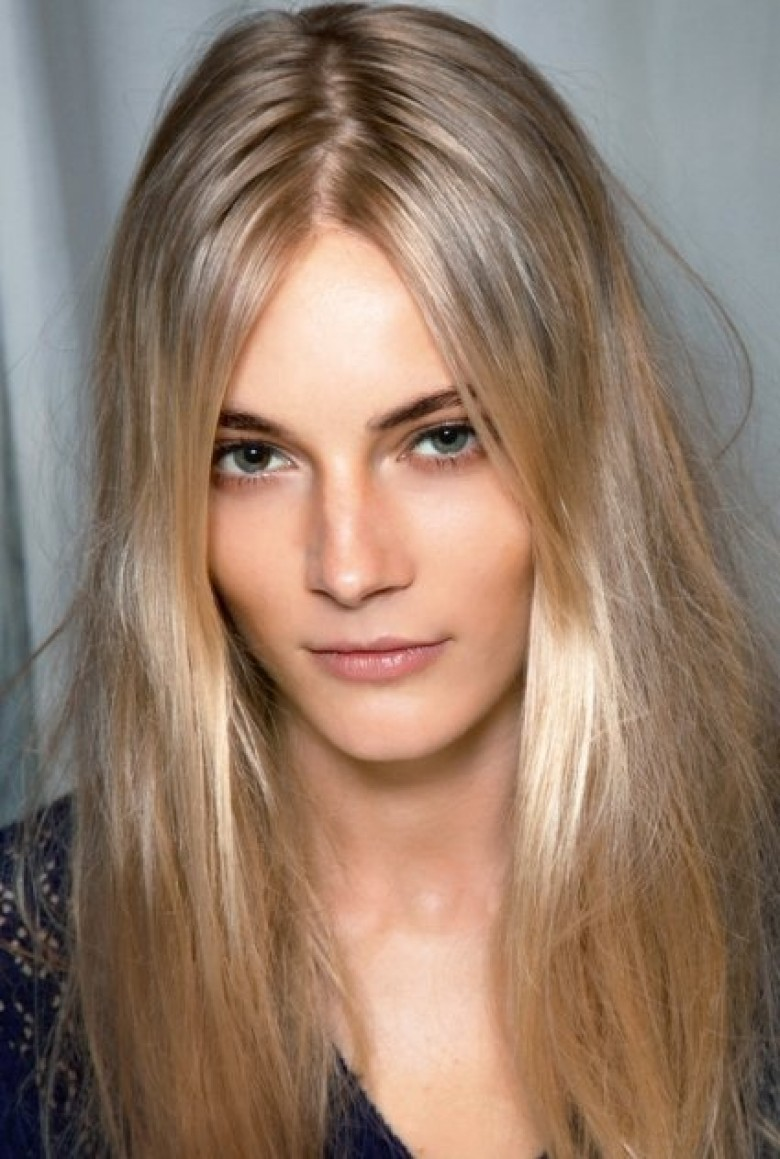 sand hair le nouveau gris - Coloration Blonde Sur Cheveux Chatain