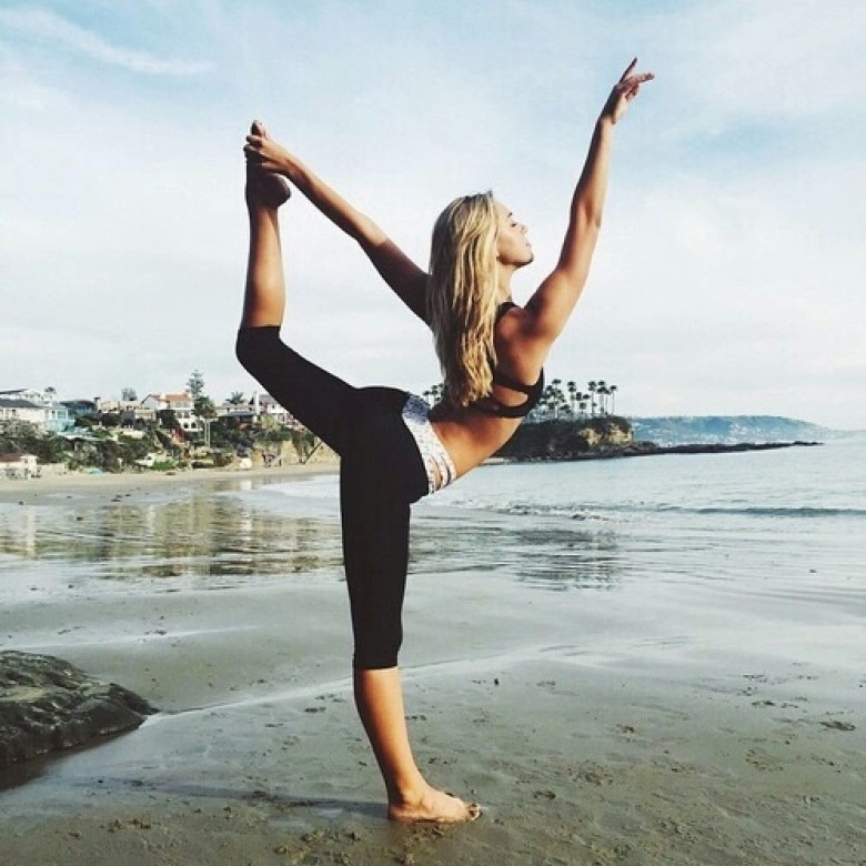 photo yoga album