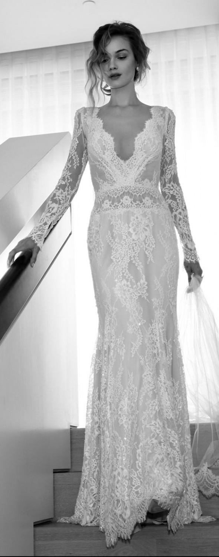 robe de mariée jalouse