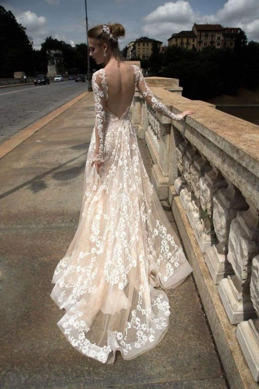 #Weddings : Les plus belles robes de mariée du Printemps