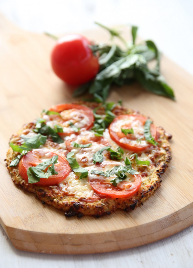 Amazing Pate A Pizza Collante #14: 2 - Pizza Sur Chou-fleur