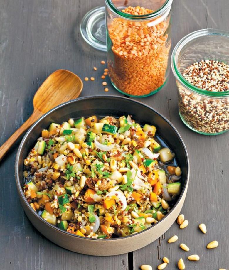 Les c r ales nos atouts minceur for Cuisiner quinoa