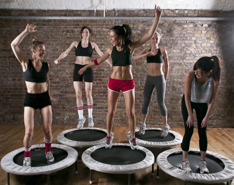 parenth se sportive 13 le trampoline fitness pour un. Black Bedroom Furniture Sets. Home Design Ideas