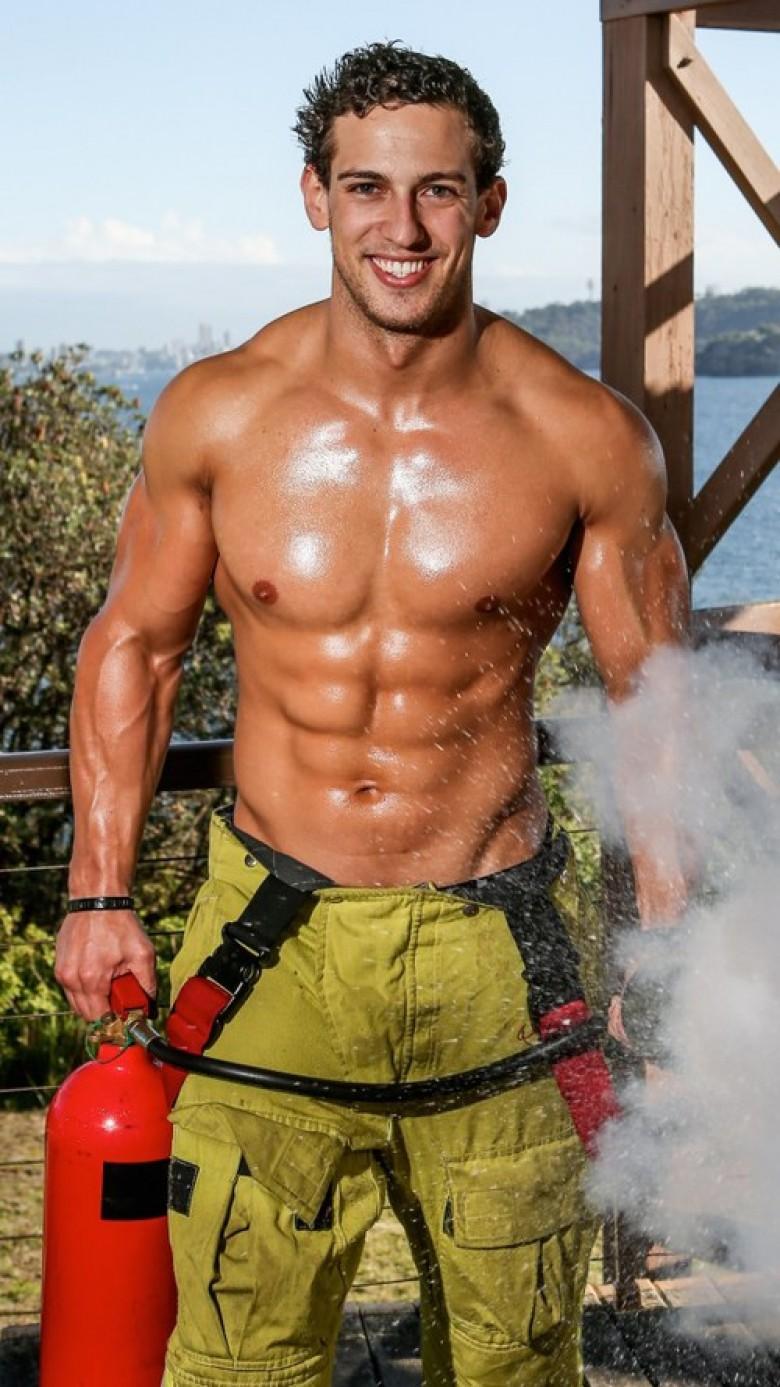 Matchless phrase, naked male fireman calendar you