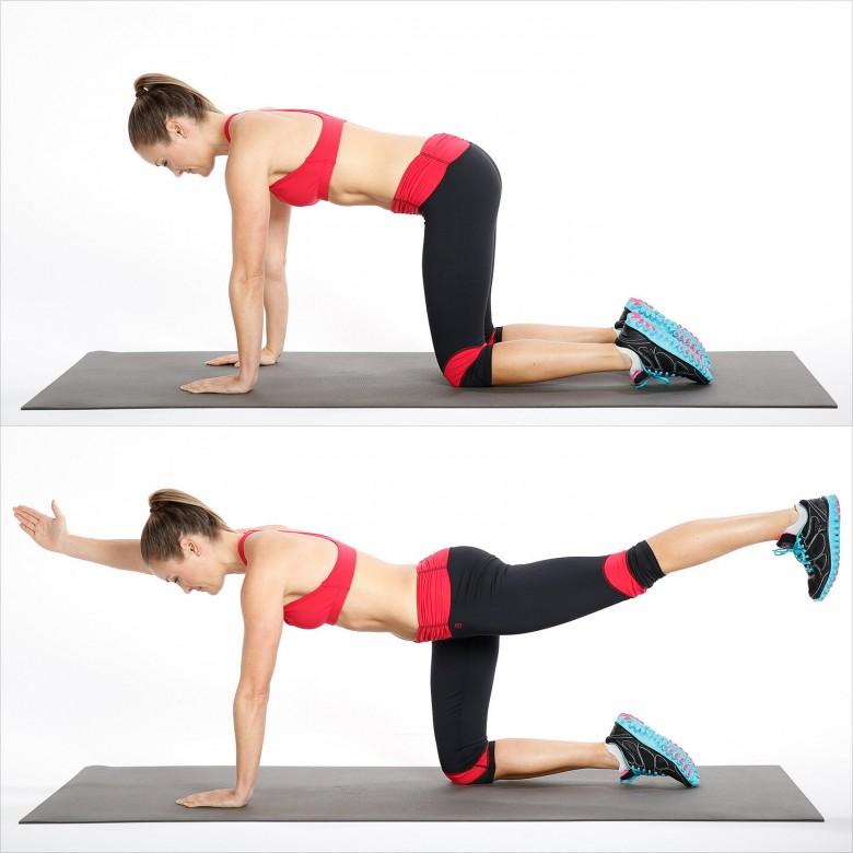 20 exercices pour muscler ses différents abdominaux