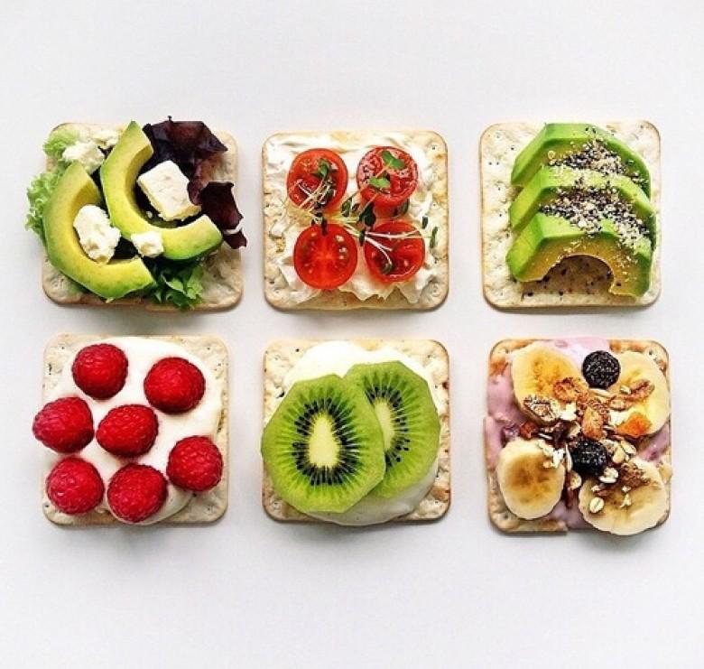 déjeuner sale le matin régime