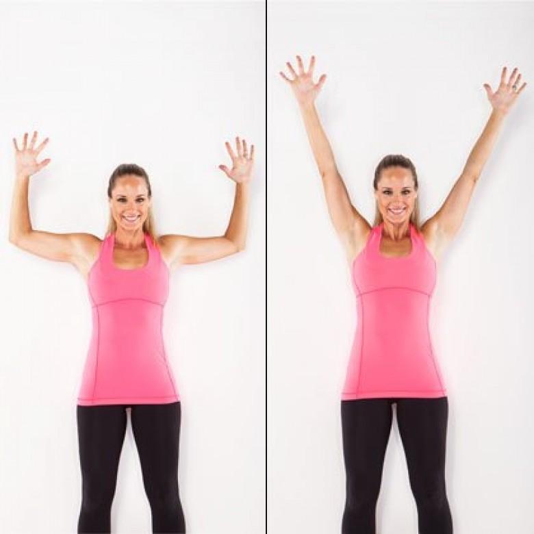 exercice epaule femme