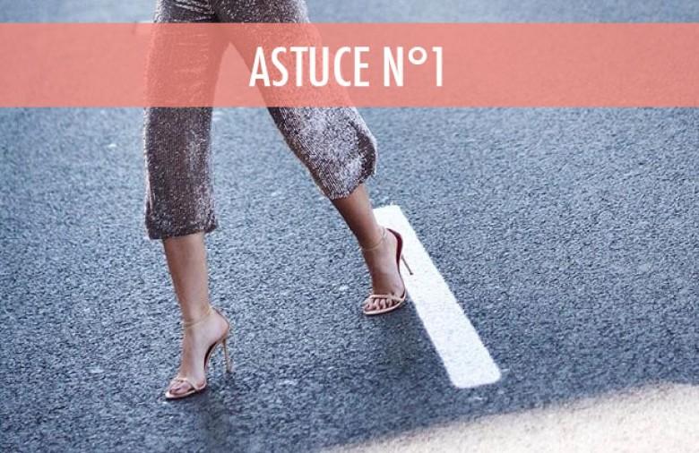 Afin de ne plus faire souffrir vos petons, placez des semelles en silicone  à l intérieur de vos chaussures. Celles-ci empêcheront vos pieds de déraper  et ... ddd8698e3caf