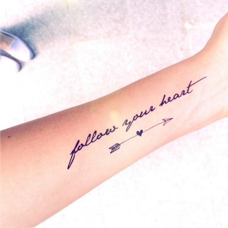 Dream Tatouage 50 idées de tatouages avec des écritures