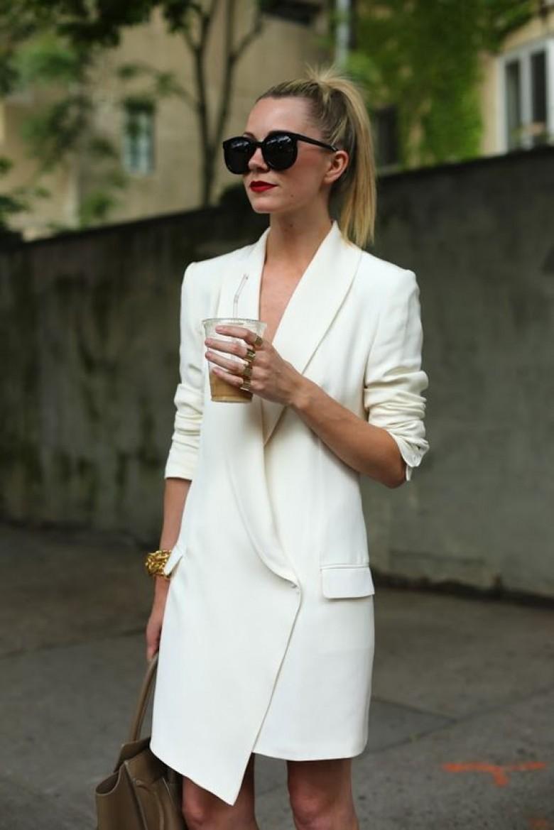 service durable haute couture Excellente qualité 20 robes blazer pour une allure classe et raffinée