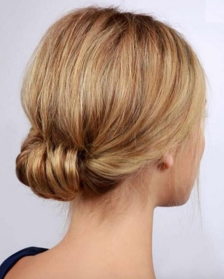 Top 50 des coiffures adopter un mariage pour tre l - Coiffure mariage invitee ...