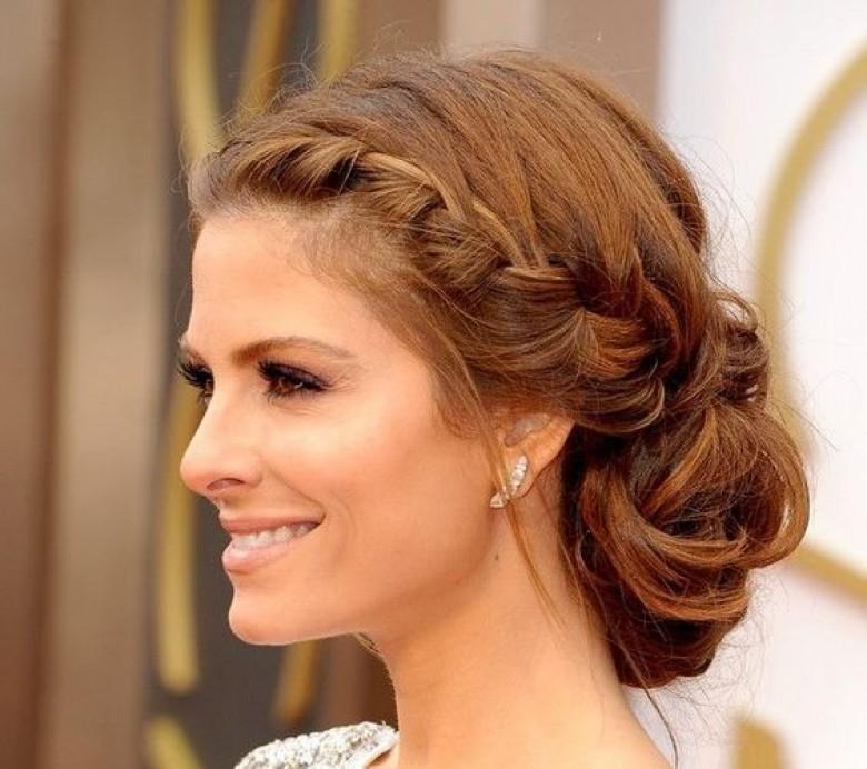 Favorit Top 50 des coiffures à adopter à un mariage pour être l'invitée la  GZ43