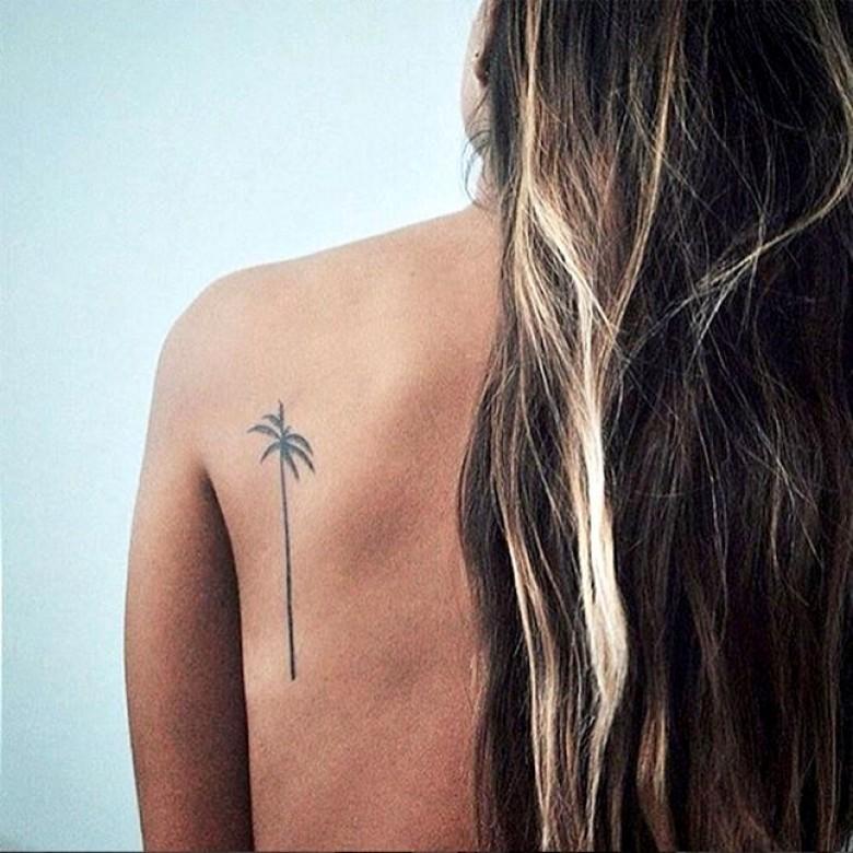 30 Idees De Tatouages Pour Toutes Les Amoureuses Du Voyage