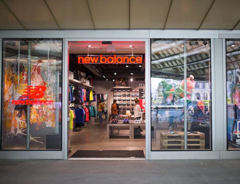 new balance store paris