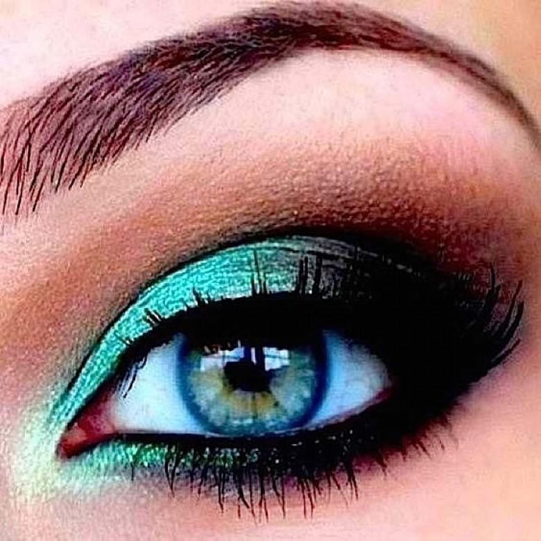 Souvent 35 idées de make-up pour les yeux bleus - Les Éclaireuses IH87