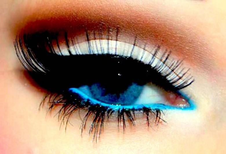 Exceptionnel 35 idées de make-up pour les yeux bleus - Les Éclaireuses TV95