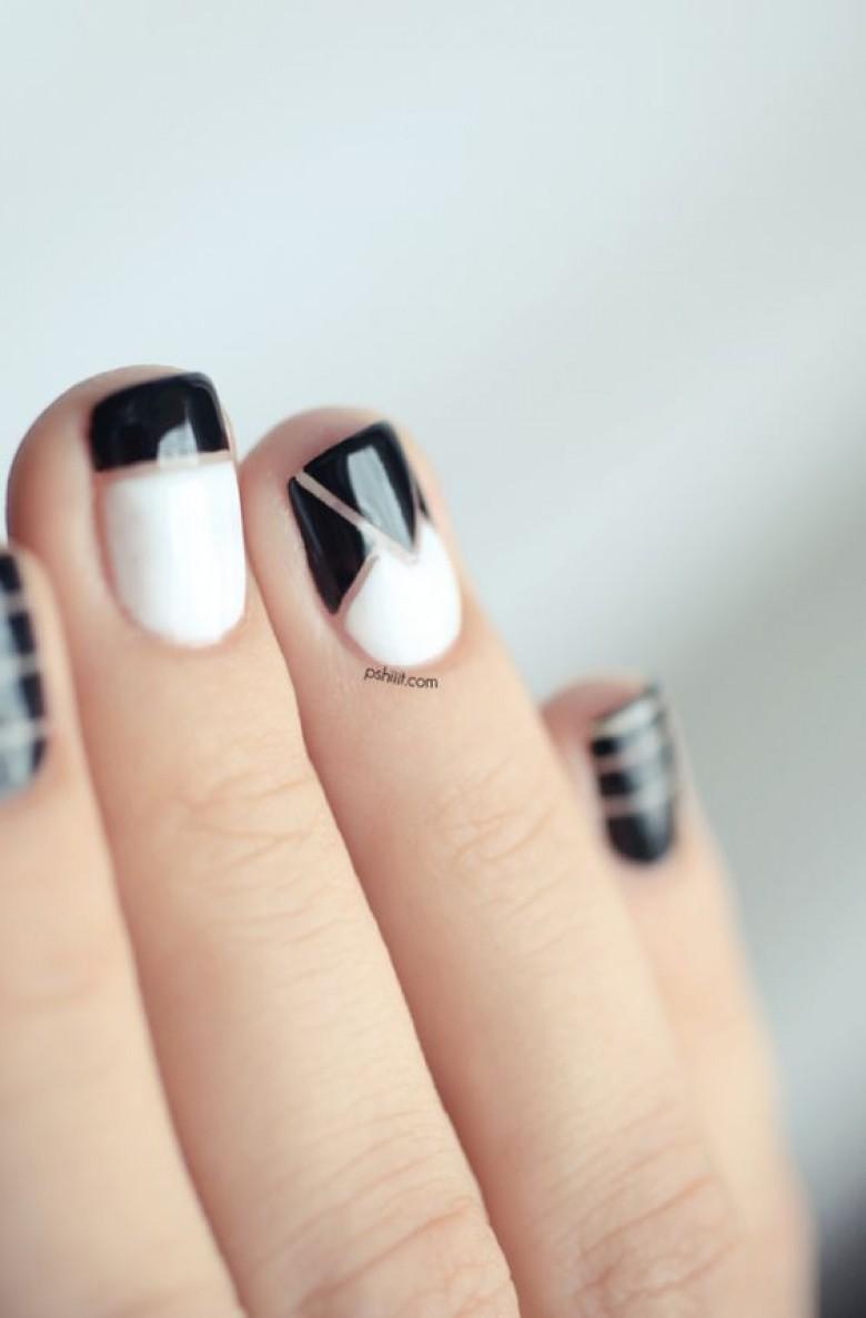 Id e vernis a ongle fashion designs - Vernis ongle court ...