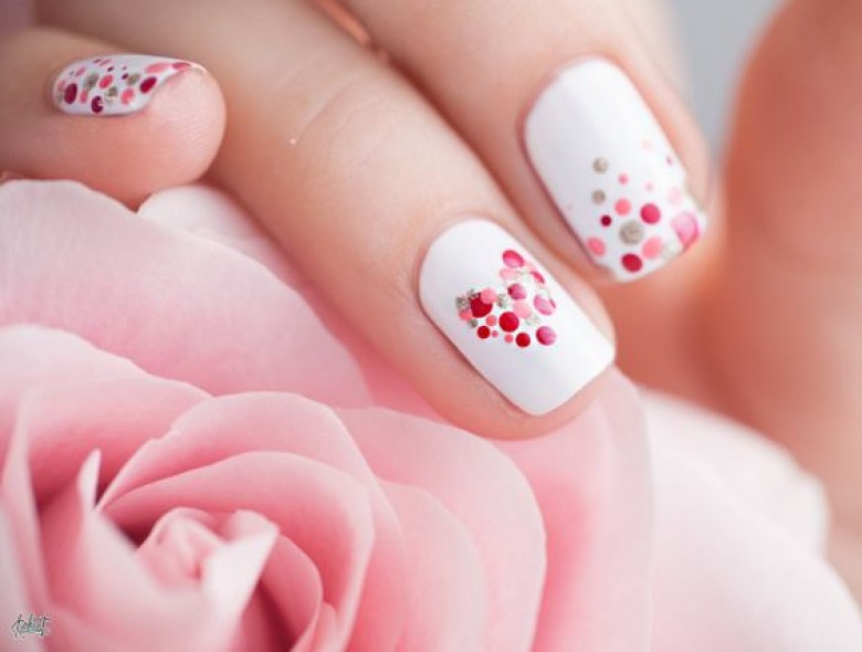 quel nail art adopter pour vos ongles courts. Black Bedroom Furniture Sets. Home Design Ideas