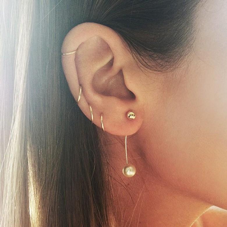 bas prix 41c2c c4c29 Accumulez vos boucles d'oreilles pour imposer votre style !