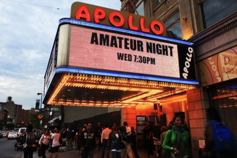 Photo : Apollo Theatre New York
