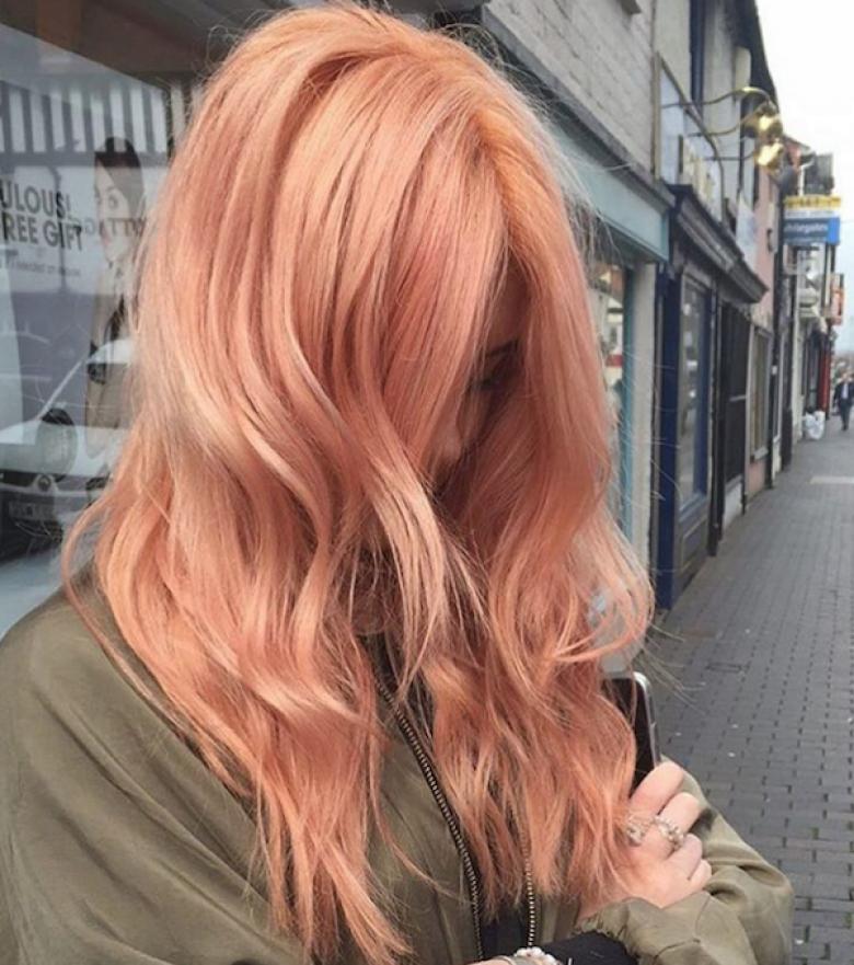 Couleur de cheveux 831