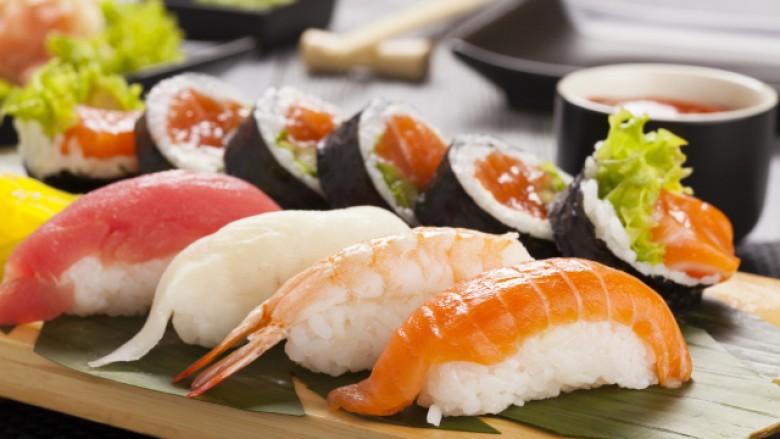 Les bienfaits de la nourriture japonaise les claireuses for Poisson japonais nourriture