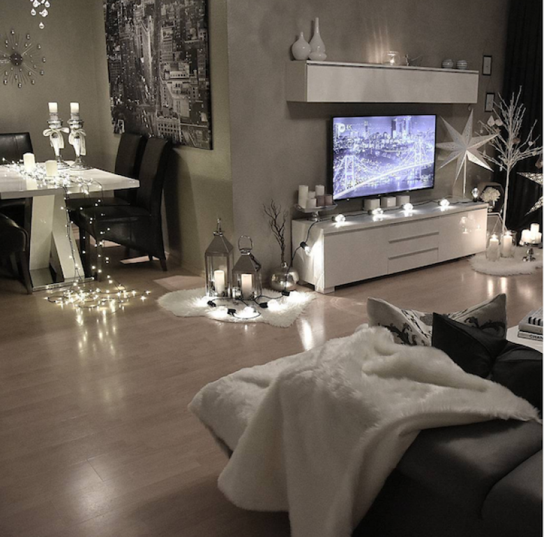 Fairy lights cette tendance d coration qui fait fureur for Decoration maison instagram