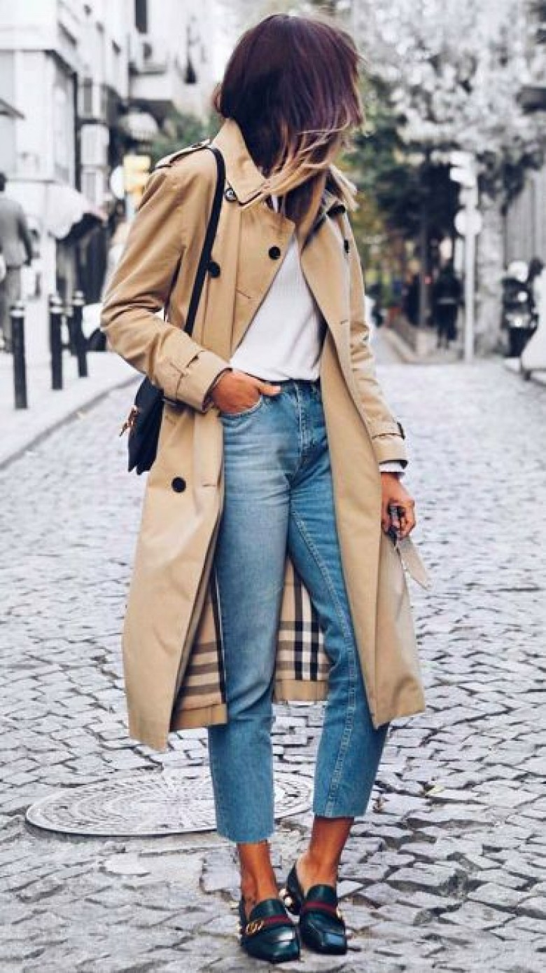 b0bab59c30b 30 superbes trench-coats pour un look chic et intemporel
