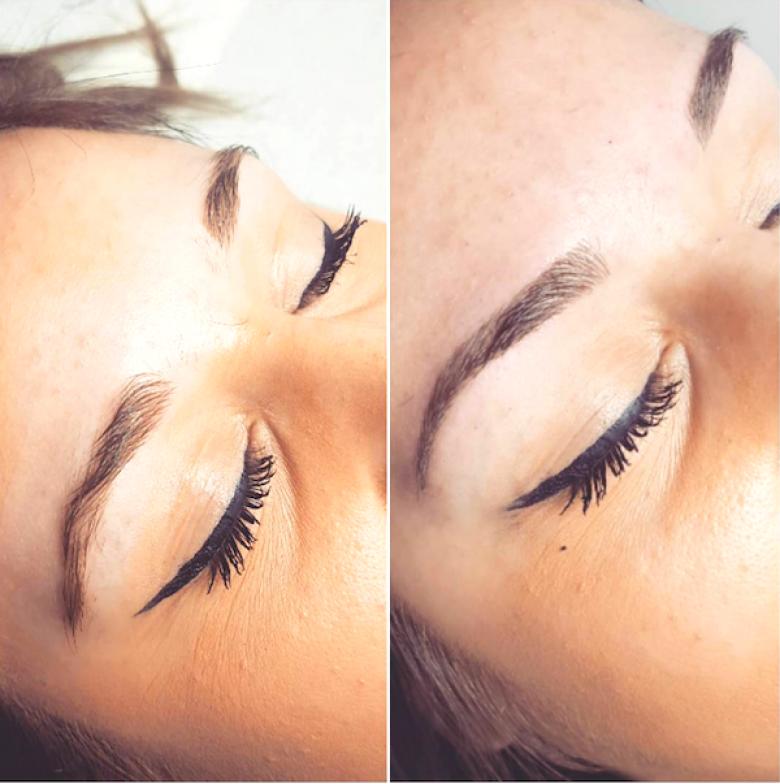 pigmentation sourcil atelier du sourcil