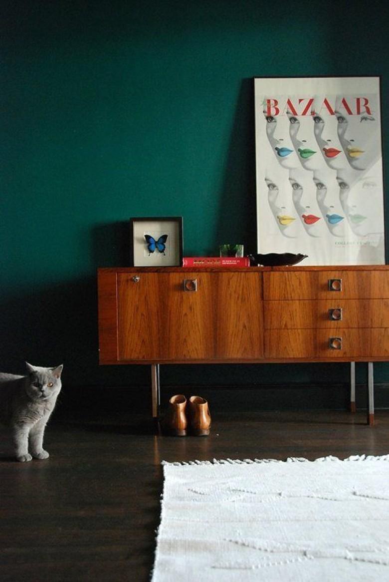 20 inspirations d co pour habiller vos murs votre image. Black Bedroom Furniture Sets. Home Design Ideas