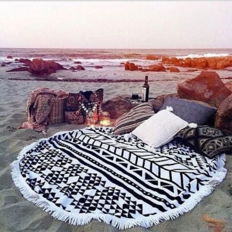 BeachVibes : 15 serviettes de plage originales