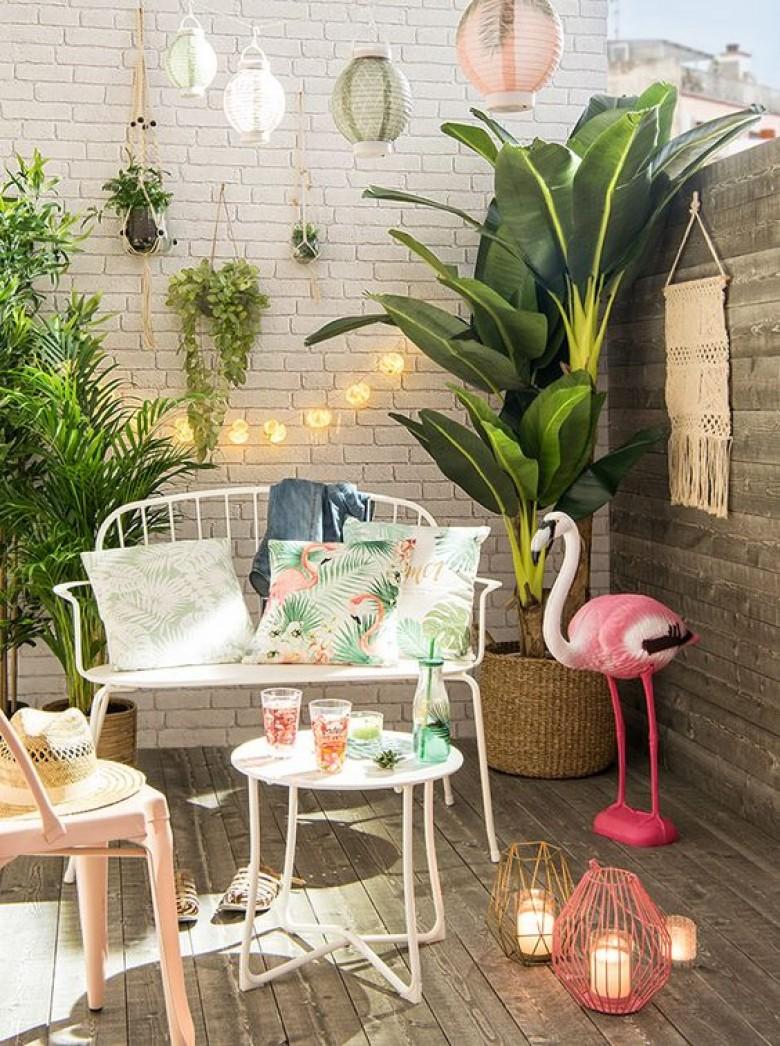 Donnez des vacances votre int rieur avec une d coration tropicale color e - Le monde muebles ...