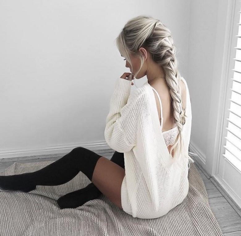 les 5 choses savoir avant de se teindre les cheveux en blanc. Black Bedroom Furniture Sets. Home Design Ideas