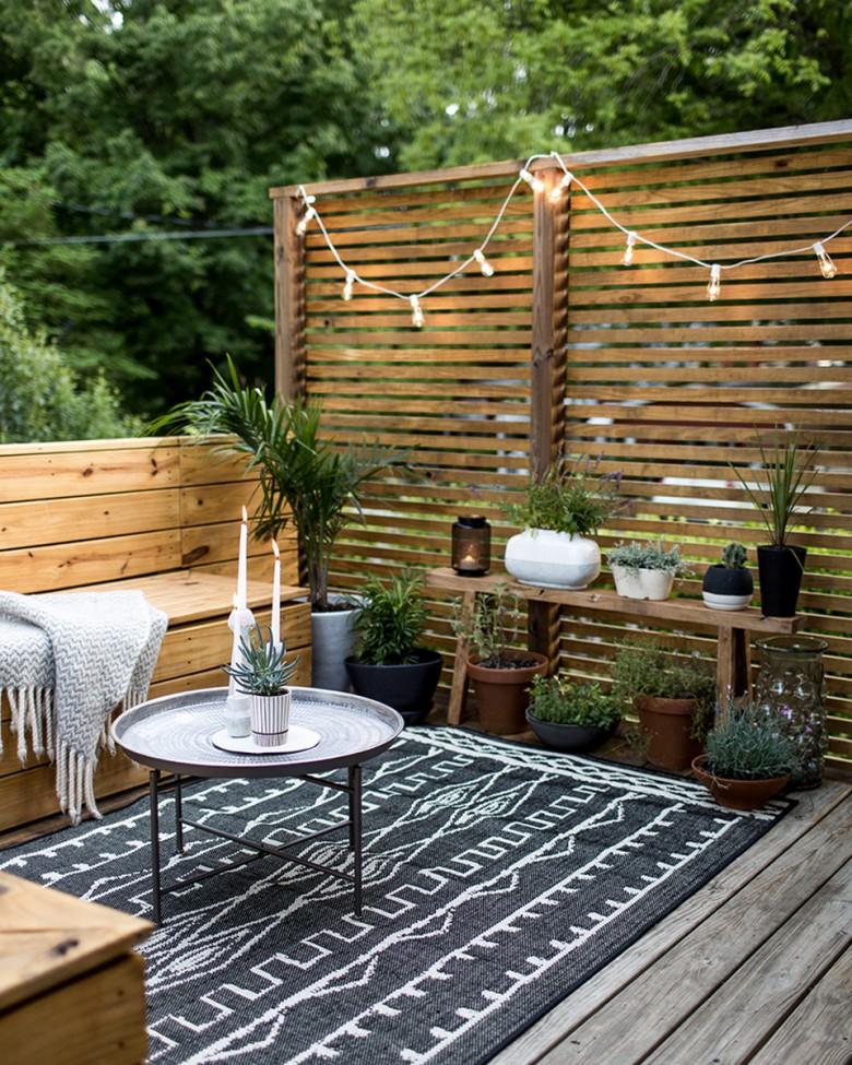 Comment aménager sa terrasse pour les beaux jours d'été