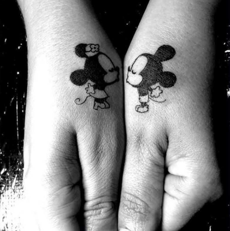 15 Tatouages Inspires De Disney Qui Vont Vous Faire Craquer