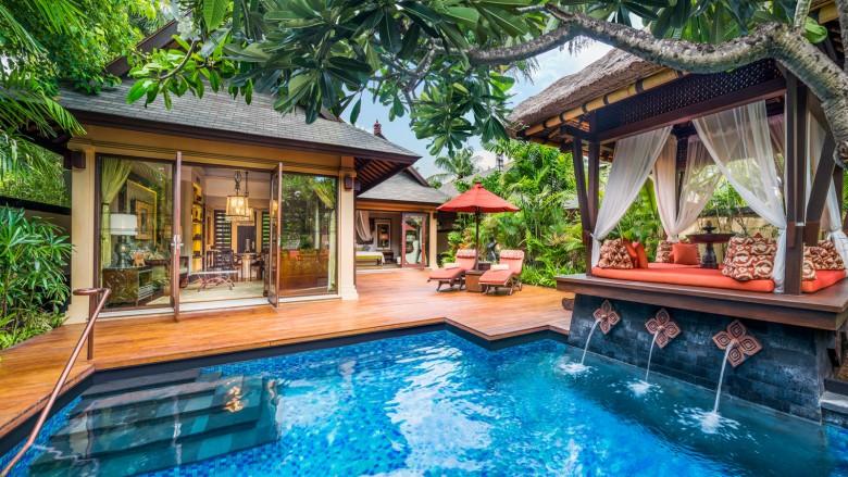 les 7 plus belles chambres d'hôtel avec piscine privée - les
