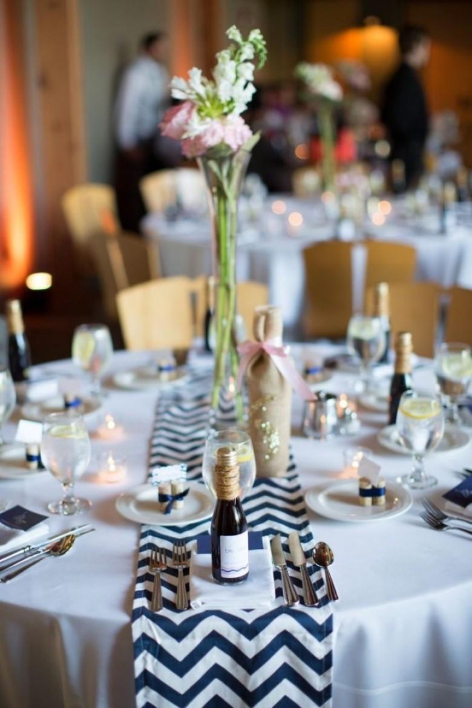 Decoration Table Pour Invites #15: Photo: Pinterest