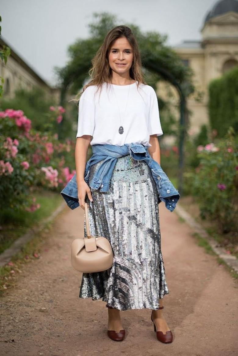 look good shoes sale meet finest selection Comment porter une jupe longue quand on n'a pas la taille ...