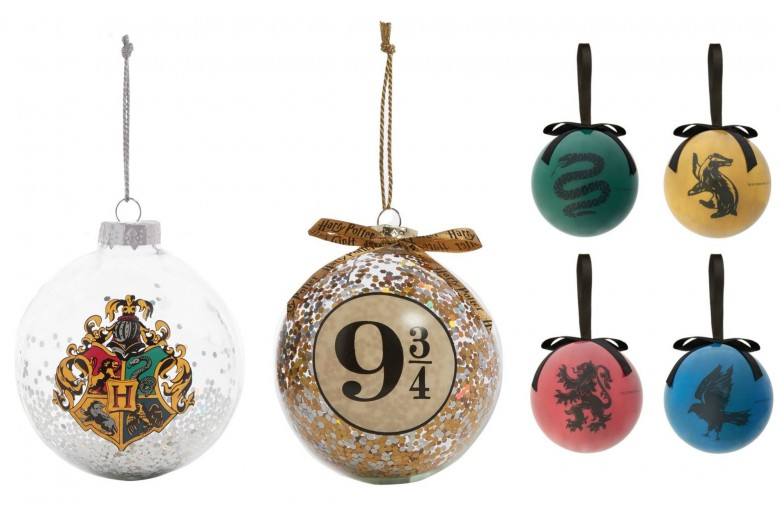 deco noel harry potter