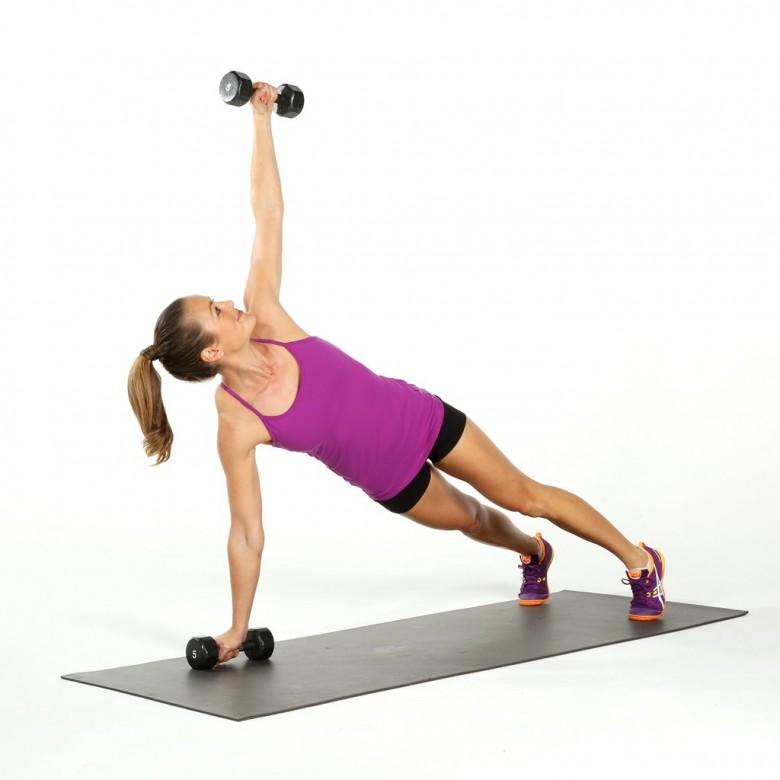 10 exercices parfaits pour enfin retrouver vos abdominaux
