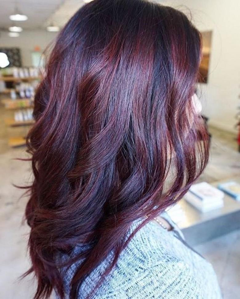 cet hiver on passe toutes 224 laubergine hair