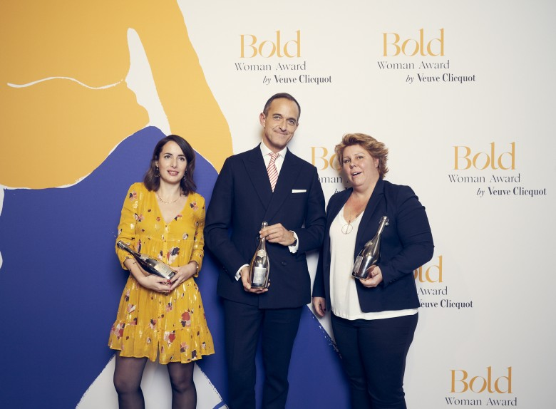 Source : Bold by Veuve Clicquot