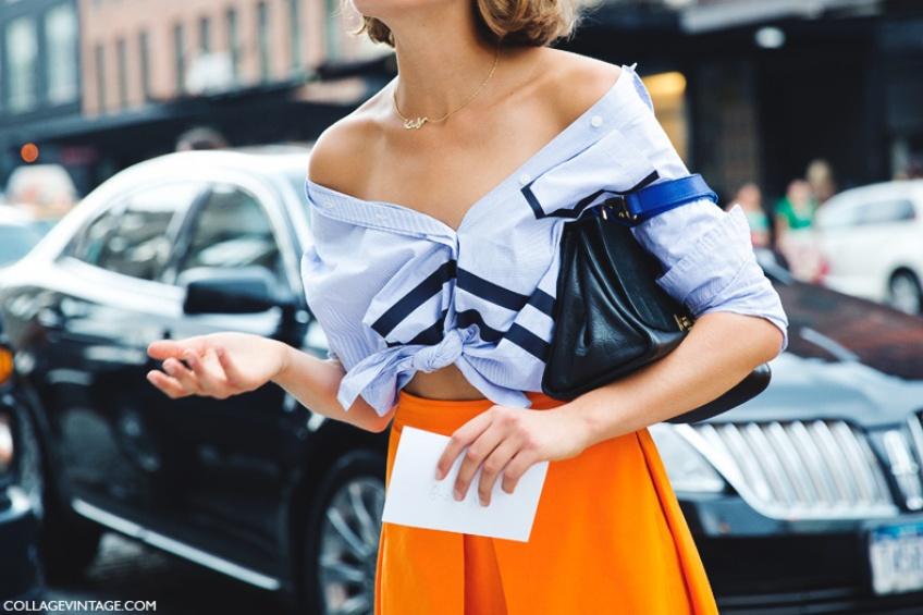 Comment porter la jupe midi avec style ?