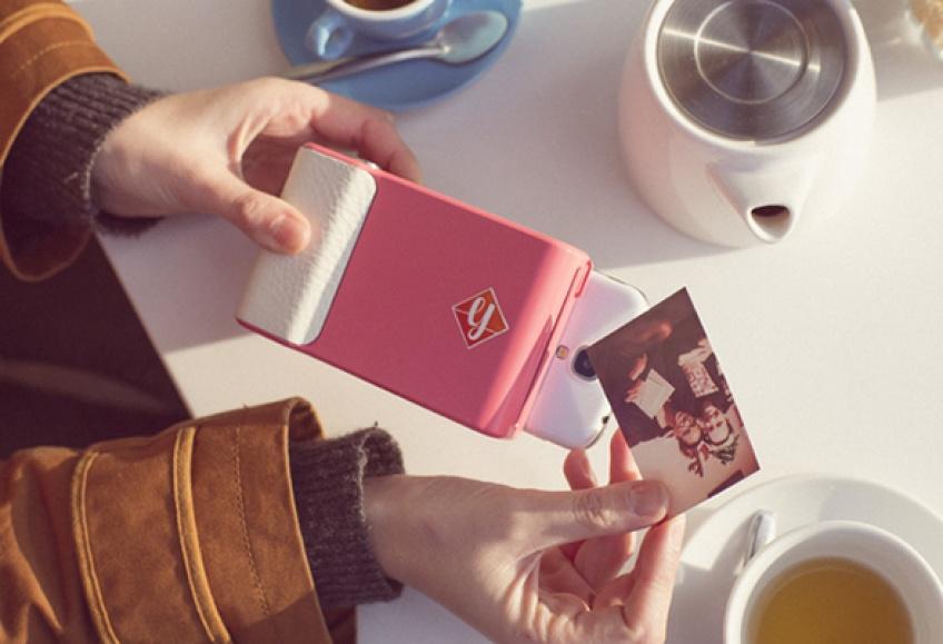Prynt : la coque de téléphone qui imprime vos photos instantanément