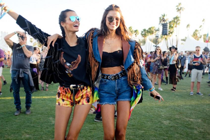 Les plus beaux looks du festival Coachella 2016