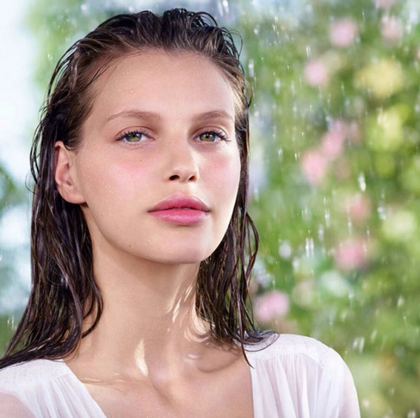 La crème Sorbet Hydratante de Caudalie : pour une peau fraîche et hydratée