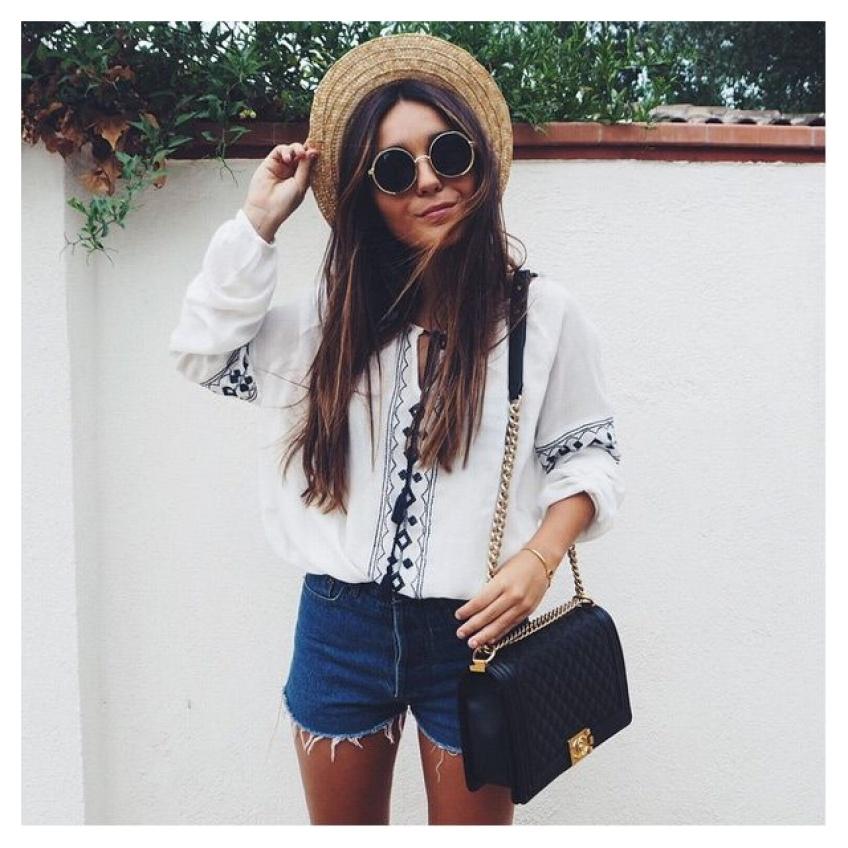 20 blouses ethniques pour un look bohème cet été