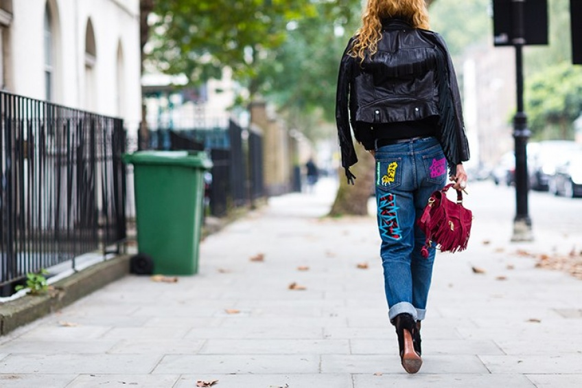 20 jeans originaux pour embellir votre dressing